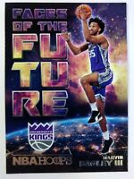 2018 Panini NBA Hoops Faces of the Future Marvin Bagley III Rookie RC #2