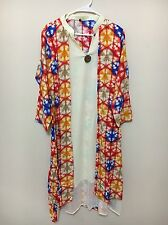 Indian Pakistan Bollywood Kurti Women CHIFFON Designer Dress Top US size 41