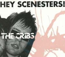 THE CRIBS - HEY SCENESTERS! 2005 UK CD SINGLE