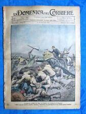 La Domenica del Corriere 18 settembre 1921 Melilla - New York - Nave L. da Vinci