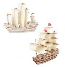 3d Puzzle Segelschiff / Viktoria  /  Zheng He