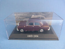 MERCEDES-BENZ 180 D 1954 COLLECTION MERCEDES ALTAYA IXO 1/43
