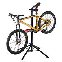 RockBros Cycle Maintenance Workstand Bike Floor Repair Stand Mechanic Rack