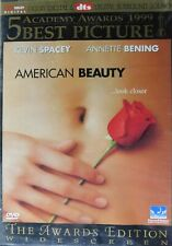 American Beauty (1999) The Awards Edition Kevin Spacey Annette Bening Sealed