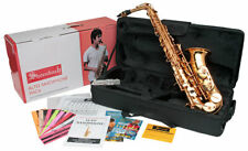 SAS-300 Shoenbach Alto Saxophone package
