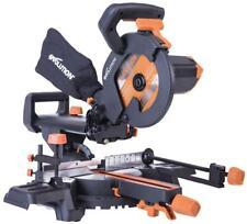 210mm 1500W Multi-Purpose Sliding Mitre Saw 230V - EVOLUTION