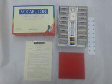 Jeux société Vocabulon MEGABLEU - 1994 complet en TBE
