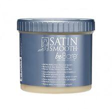 SATIN SMOOTH beBare Botanical Hair Removal System, 16 oz. Never dries or sticks.