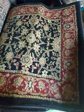 "Safavieh Lyndhurst Black/Red Runner Rug 2'3"" x 22' Nice condition"