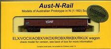 VOCX (ELX) VLINE number 294 with Micro-Trains bogies