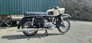 MZ Trophy es 250 Deluxe 1972 (project)