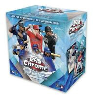 2020 Topps Chrome Update Series Sapphire Exclusive Presale confirmed Order