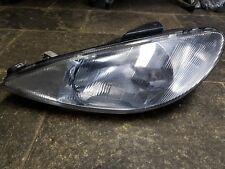 Peugeot 206 Scheinwerfer links 01442888