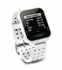 NEW GARMIN APPROACH S20 GPS GOLF WATCH - WHITE