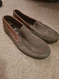 Mens size 44 leather shoes