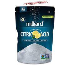 2 lb. Pure Citric Acid Powder Food Grade Fcc/Usp - Highest Quality - Grade A