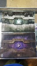 StarCraft 2 Wings of Liberty Collector's & Heart of the Swarm Collector'(sealed)