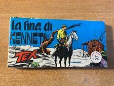 TEX RACCOLTINA A STRISCIA SERIE ROSSA N. 132 - ORIGINALE - NUOVA - GALEP - 1967