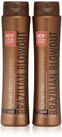 Brazilian Blowout Acai Anti-Frizz Shampoo & Conditioner 12oz Duo NEW COLOR GUARD