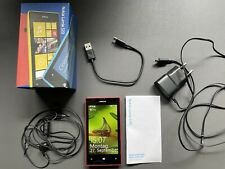 Nokia  Lumia 520 - 8GB - Rot (Ohne Simlock) Smartphone