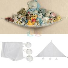 handy large toy teddy hammock keep baby child bedroom tidy storage dq uk teddy hammock   ebay  rh   ebay co uk