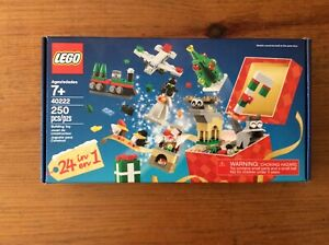 lego christmas 24 in 1 brand new