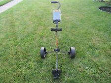 Hornet Cart Daddy Push Pull Two Wheel Folding Golf Bag Cart Caddy