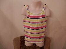 NWT Gymboree Bright Colored Striped Girls Top Size 5