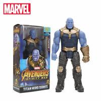 Marvel Figurine Avengers 30 cm Super heros Thanos ** French Seller **