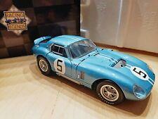 RARE Exoto 1964 Cobra Daytona Coupe No.5 Le Mans 1/18 Racing Legends Diecast Car