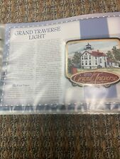 Grand Traverse Large Patch Great American Lighthouses Patch Collection Ward