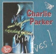 Jazz Live-Musik-CD-Charlie Parker's