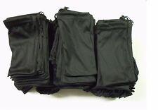 Cheap Bulk Lot 80 Black Micro Fiber Sunglasses Carrying Pouch Case Bag Sleeve
