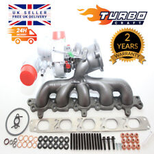 Turbocharger TURBO FORD VOLVO C-MAX S40 V50 C70 MONDEO FOCUS 2.5 T 220-225HP