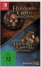Baldurs Gate   Baldur's Gate Enhanced Edition   Switch   NEU