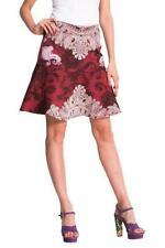 Desigual Knee Length Viscose Skirts for Women