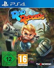 Rad Rodgers (Sony PlayStation 4, 2018)