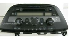 Honda Odyssey 2005-07 CD6 XM ready radio. OEM factory original CD changer stereo