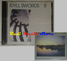 CD IDYLL SWORDS II SIGILLATO THE COMMUNION LABEL COMM56 no lp mc dvd (CS51)