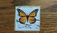 """Stamp, Usa, .64, 2010, Monarch Butterfly, 1-1/4"""" x 1-1/4"""""""