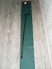FEUTRINE Vert Billard créer votre tapis de putting golf 3 mètres x 20 cm