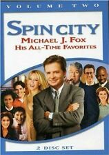 Brand New DVD Spin City - Michael J. Fox's All-Time Favorites, Vol. 2 (1996)