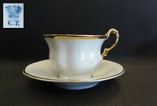 Tee- / Kaffeetasse - C.T. Altwasser Carl Tielsch 19. Jahrhundert