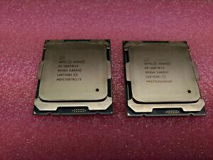 Matched Pair, 2x Intel Xeon E5-2687W V4 12C @3.0GHz CPU Processor - SR2NA  #3