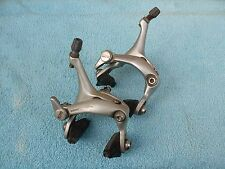 Used front and rear brakes calipers dual pivot Shimano 105 SLR BR- 1055 39- 49