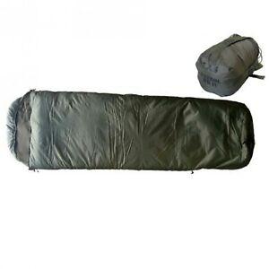 TACTICAL PATROL MK V -8 / -12 DEGREE EXTREME RATED ARMY SLEEPING BAG 235x80x50CM