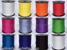 ☆ 5m ☆ PP - Kordel / Schnur / Band ☆ viele Farben ☆ Ø 1,5mm ☆ Schnullerketten ☆