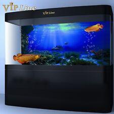 Seabed Wreck PVC Aquarium Background Poster Fish Tank Decorations Landscape