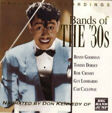 Band of the '30s Glen Gray, Benny Goodman, Tommy Dorsey, Bob Crosby.. [CD]