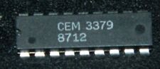CEM 3379 IC Chips Curtis CEM3379 Vcf-amp-pan Chip Ensoniq ESQ-1 SQ-80 Prophet VS